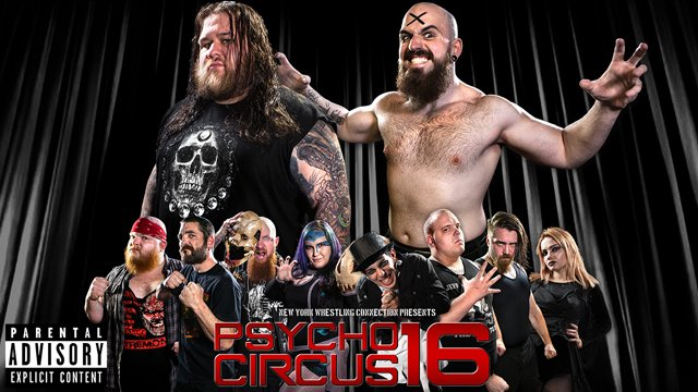 16th Annual Psycho Circus Match - The Awakening vs. The Extricated