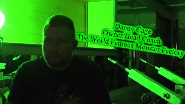 Green Light: Danny Cage