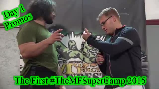 Some Laughs from The MF Super Camp!