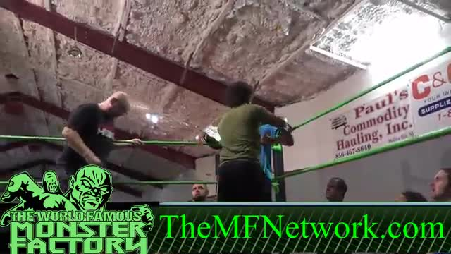 The Monster Factory Super Camp!