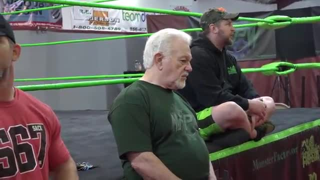 The MF Super Camp w/ Danny Cage