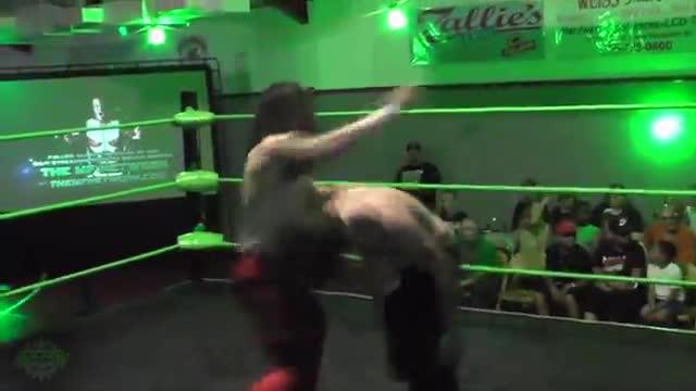 Chris LeRusso vs Sage Matthews vs Hyena Hexx vs Matthew Omen
