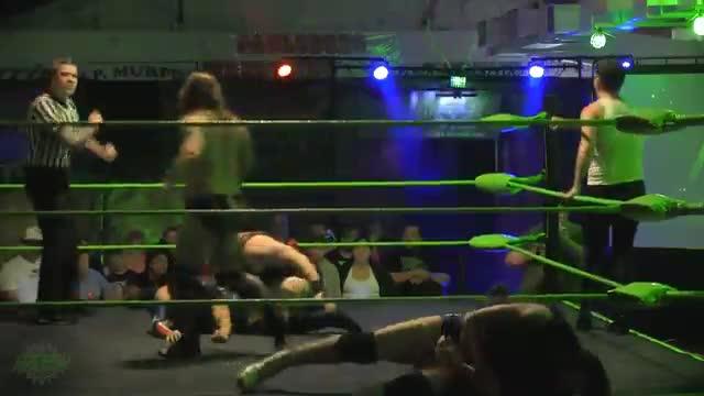 Rico De La Vega & Josh Briggs vs Dobbs & Rocco