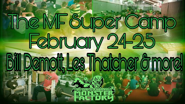 The MF Super Camp Showcase: February 2017