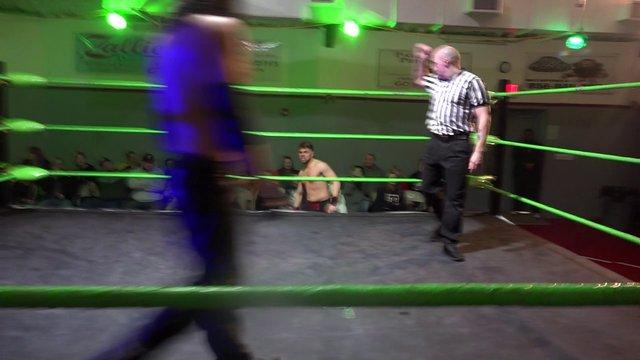 Davis Blye vs Ronnie Moses