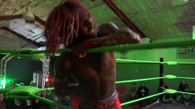 Geddy Cahoon vs Hyenna Hexx vs Soriano!