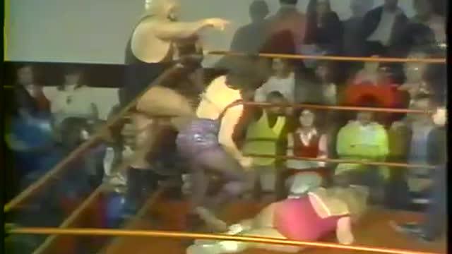Classic Intergender Match
