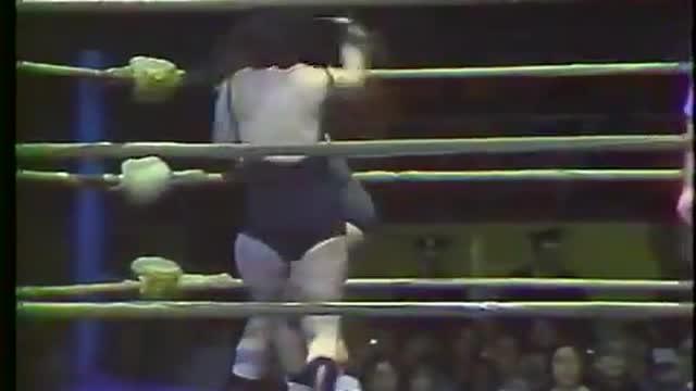 Classic Boxing Match