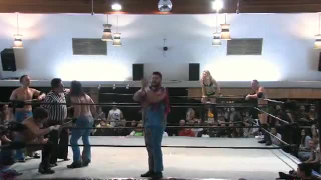 World's Cutest & Drake Younger VS The Young Bucks & Kevin Steen
