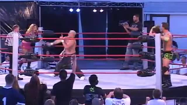 ODB & Scotty 2 Hotty VS Daffney & Joey Silvia