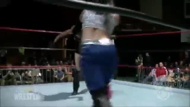 Barbi Hayden VS Shelly Martinez