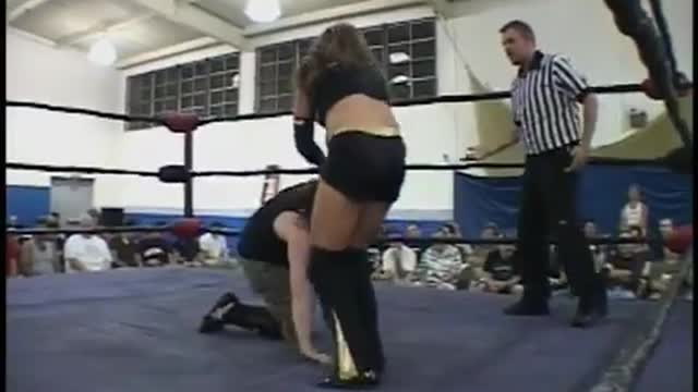 IWA Mid-South Womens Vol 8