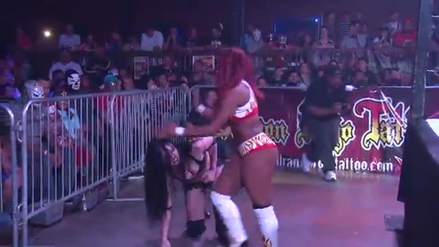 Priscilla Kelly VS Kiera Hogan