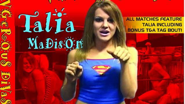 Dangerous Divas: Talia (Velvet Sky)