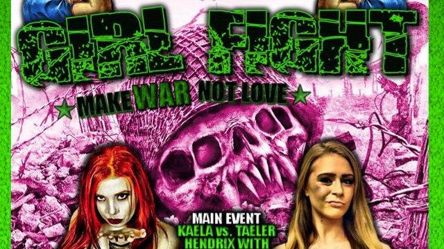 Girlfight: Mar War Not Love