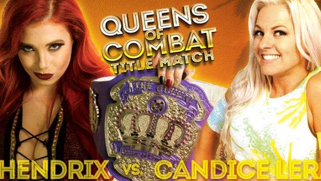 Queens of Combat 11