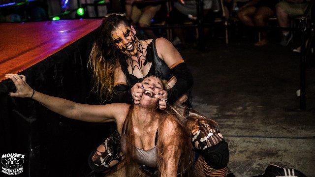 Casket Match: Sage Sin VS Amazing Maria