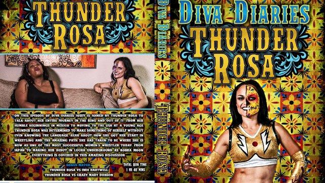 Diva Diaries: Thunder Rosa