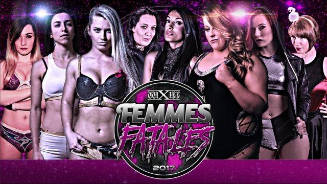 WXW: Femme Fatales 2