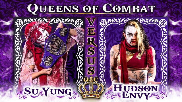 "Queens of Combat: Rebirth Episode 1 ""Rebirth Of A Queen"""
