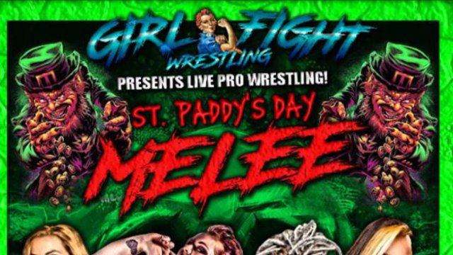 GirlFight: St. Paddy's Melee