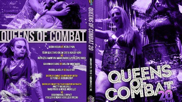 Queens Of Combat 20