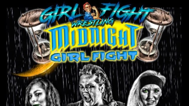 GirlFight Wrestling: Midnight Girlfight