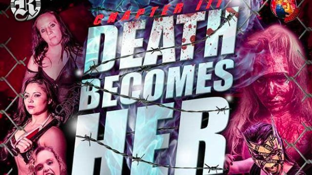 "GirlFight & The Resistance: ""Death Becomes Her"" Women's Deathmatch Tournament"