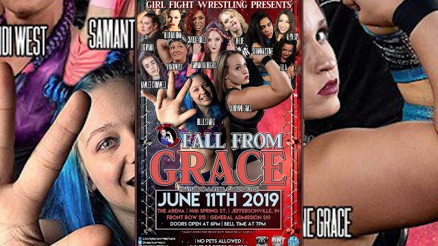 GirlFight Wrestling: Fall From Grace