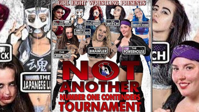 GirlFight Wrestling: Not Another Number One Contenders Tournament