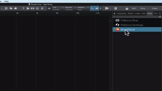 Presonus Studio One Version 3 Beginners Guide -The Browser