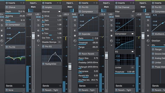 Mixing Drums Made Easy - S4 LIVE Session - Overheads