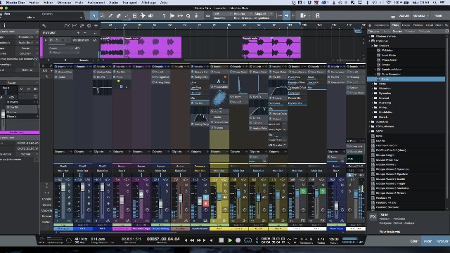 Mixing Drums Made Easy - S7 LIVE Session - Drum Bus