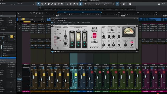 Mixing Drums Made Easy - S15 LIVE Session - Drum Replacement
