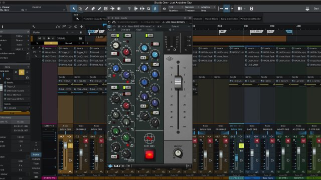 Mixing Drums Made Easy - S12 Studio Session - Toms & Room
