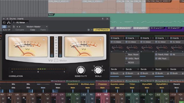 Mixing Drums Made Easy - S10 Studio Session  - Overheads