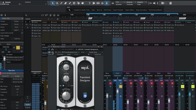 Mixing Drums Made Easy - S14 - Studio Session Parallel Compression