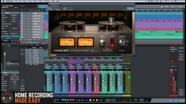 Mixing With Analog Style Plugins - Primer Watch 1st