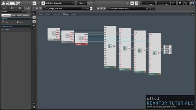 Build a glitch fx 02