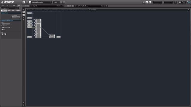 19 Partials framework - Sine engine 2