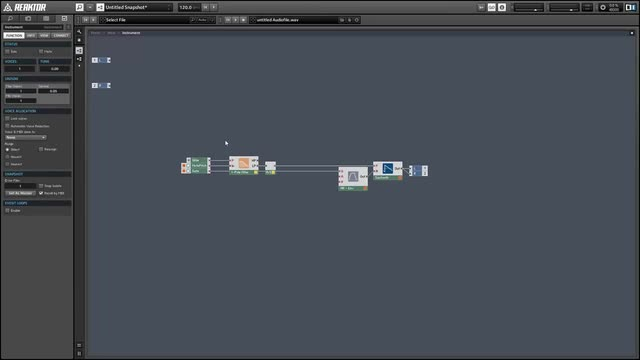 Add glide to any Reaktor project