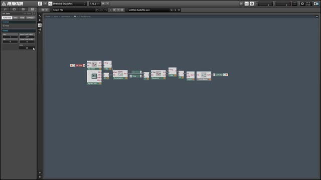 Using Curveball MIDI automator
