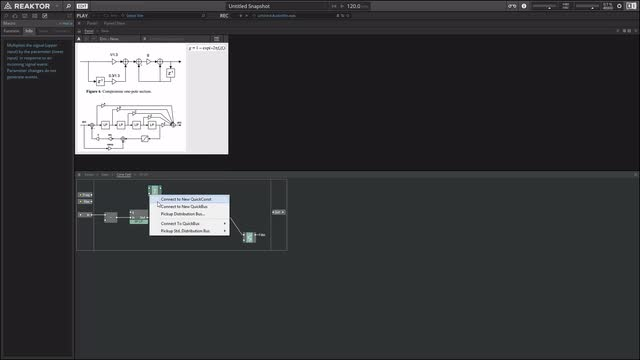 05 Building a basic digital MOOG filter part 1
