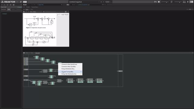 06 Building a basic digital MOOG filter part 2