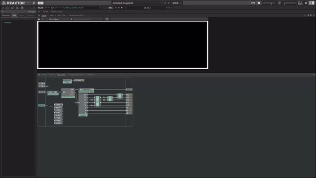 Wavelet transforms 01 - Introduction to wavelets in Reaktor