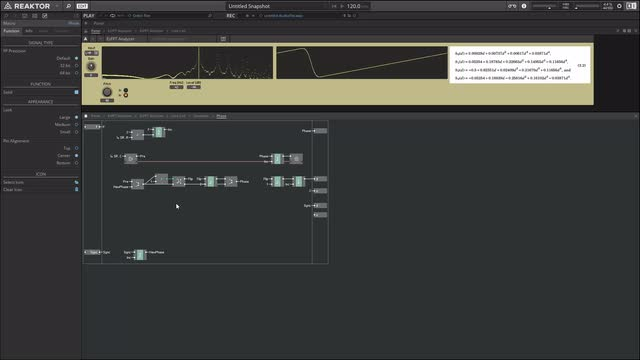 02 Poly BLEPS in Reaktor