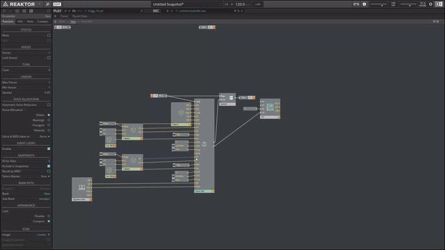 Creating A Gate Effect In Reaktor part 2
