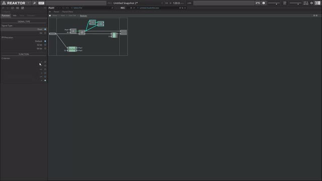 Generative Sequencing in Reaktor Part 2