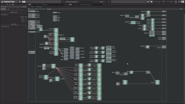 Generative Sequencing in Reaktor Part 3