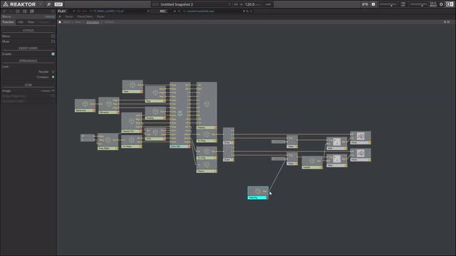 Generative Sequencing in Reaktor Part IV